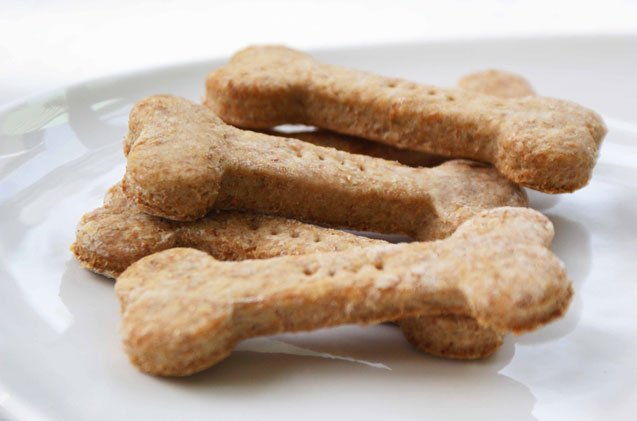 Homemade Dog Treats: Simple Peanut Butter Dog Biscuits