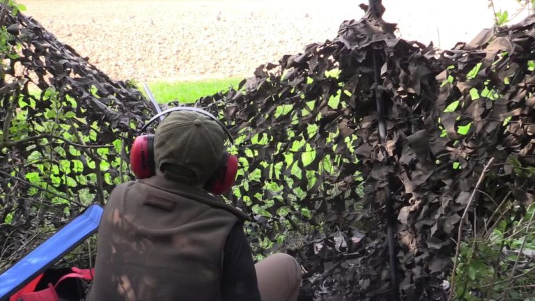 The Shooting Show - father-and-son pigeon shooting
