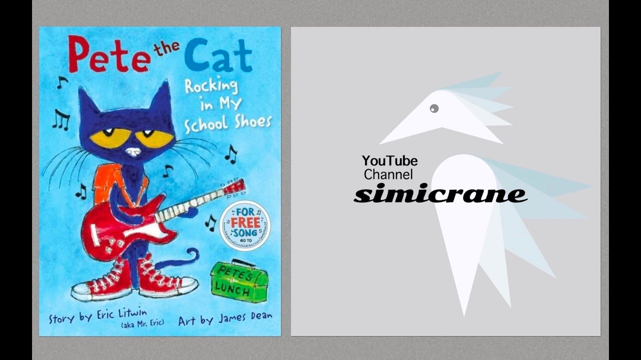 Pete the Cat Rocking in My School Shoes | Books Read Aloud | Pet care tips - How to care your pets