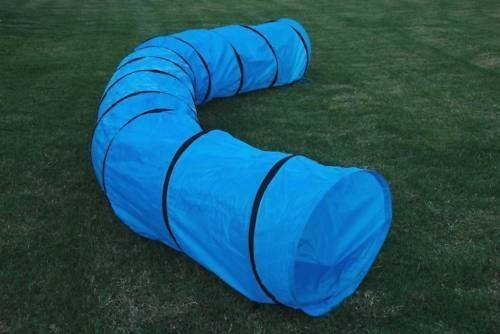 HDP 18 FT Dog Agility Training Tunnel